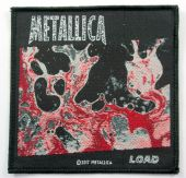 Metallica - 'Load' Woven Patch